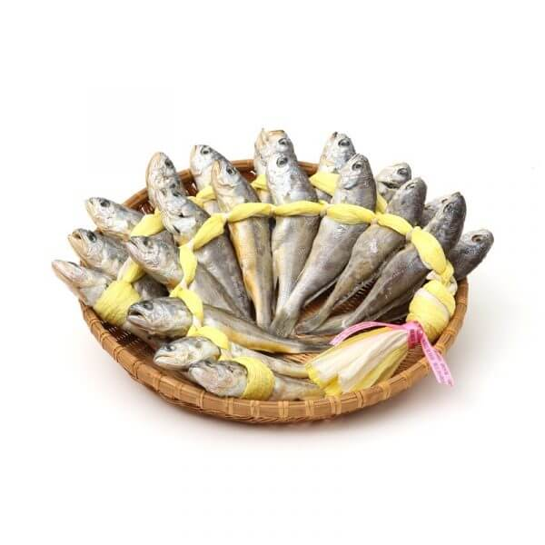 韓國食品-Dried Yellow Corvina 10ea