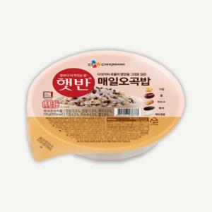 햇반 오곡밥