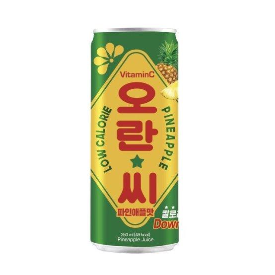 韓國食品-[Dong'a] OranC[Pineapple] 250ml