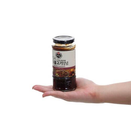 韓國食品-[CJ] Beksul Beef Bulgogi Marinade 290g