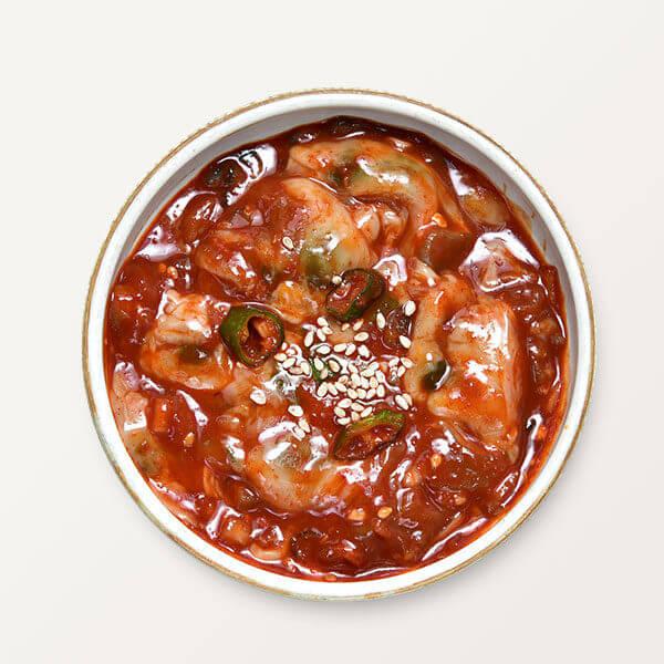 韓國食品-salted oyster