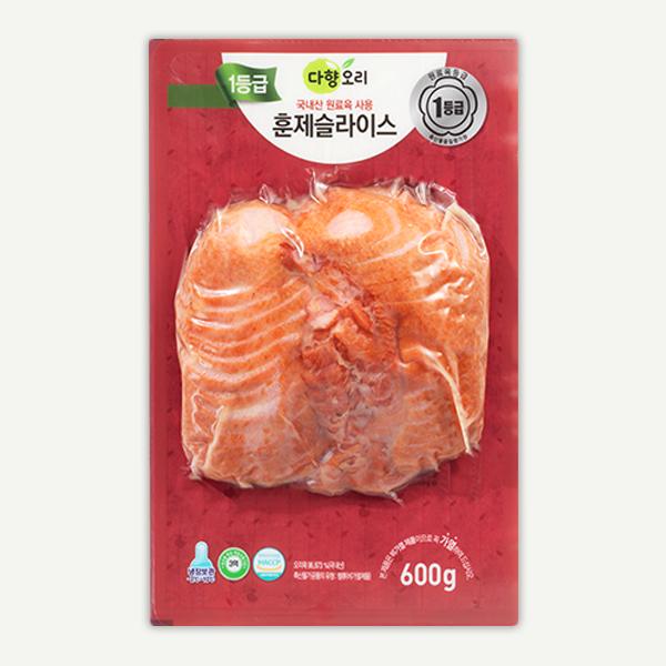 韓國食品-[Dahyang] Korean Barbecued Duck 600g