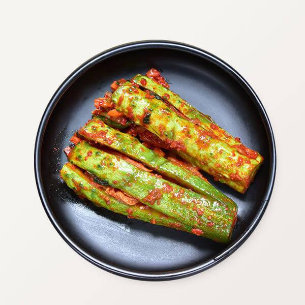 韓國食品-Cucumber Kimchi