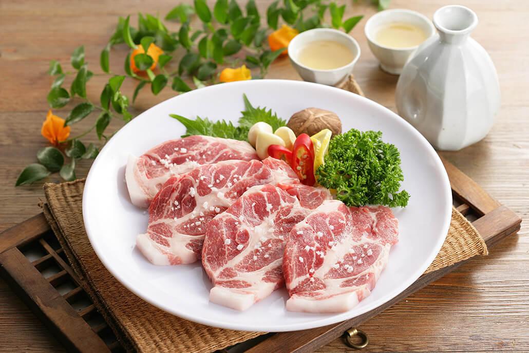 韓國食品-Pork Neck 200g