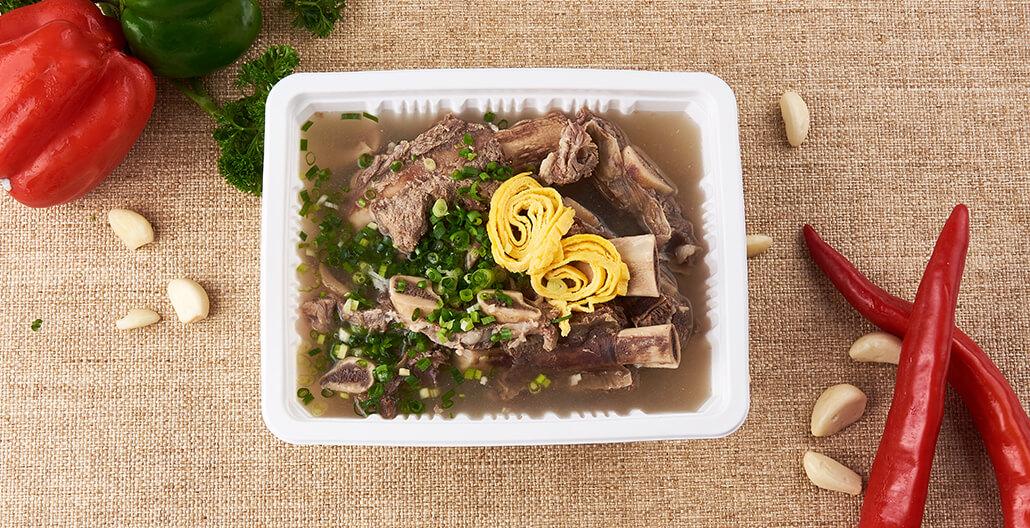 韓國食品-Beef Ribs Soup 1300g