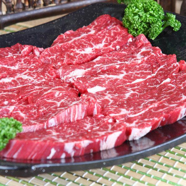 韓國食品-C&T Beef Thin Skirt 300g