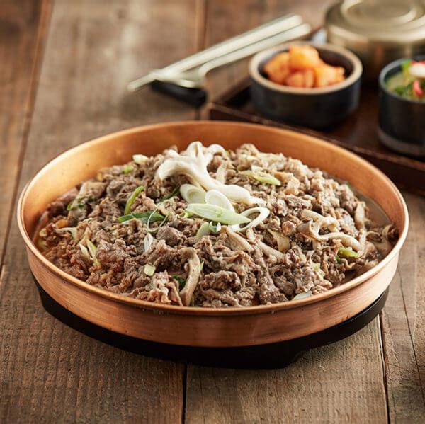 韓國食品-[C&T] Beef Bulgogi 600g
