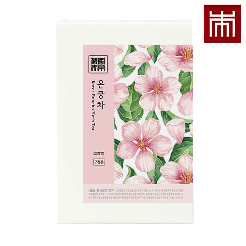 韓國食品-[50%OFF] (Expiry Date: 6/11/2021) [Vonnlab] Boncho Herb Tea 3g*7t