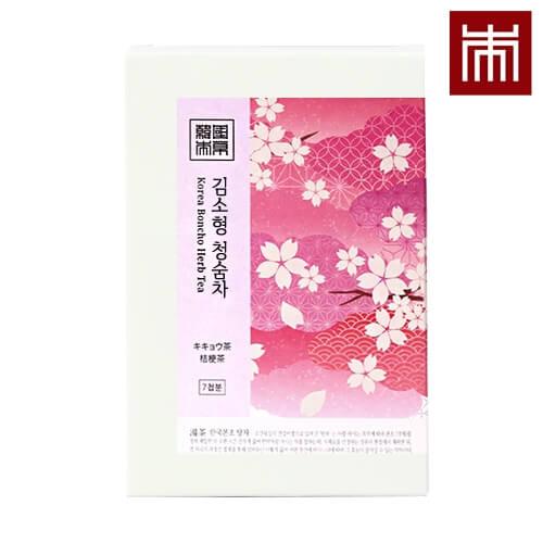 韓國食品-[Vonnlab] Fresh Breath Tea 1.5g*7t