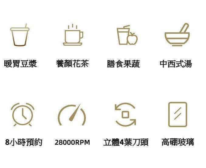 韓國食品-[Balzano] 5-in-1 function Mini Blender