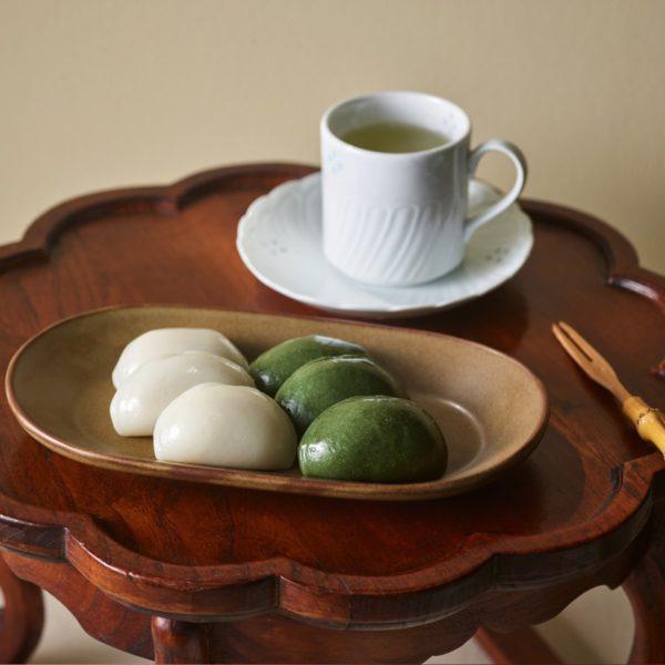 韓國食品-[Jongno Bok Tteokbang] Balamtteok Rice Cake with White Bean Paste Set 700g