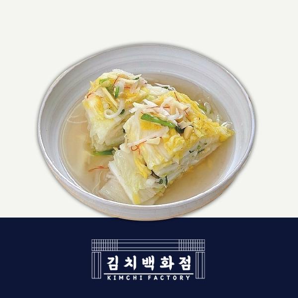 韓國食品-[Kimchi Factory] Baek Kimchi (M Size)