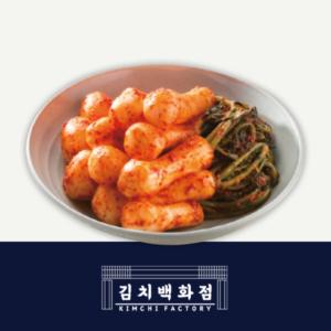 kimchifactory-Chonggak Kimchi
