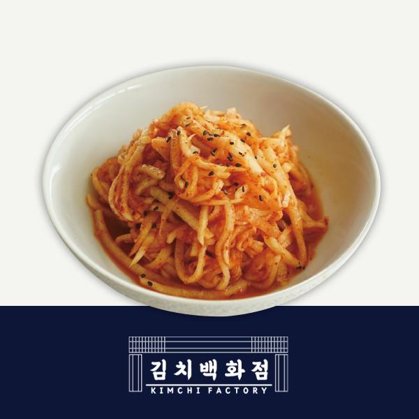 韓國食品-[Kimchi Factory] Musaengchae (M Size)