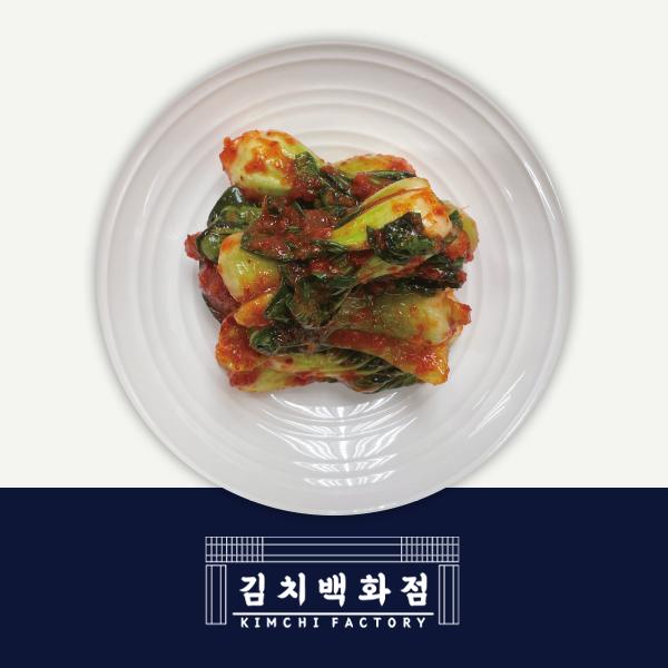 韓國食品-[Kimchi Factory] Pak Choy Kimchi (M Size)