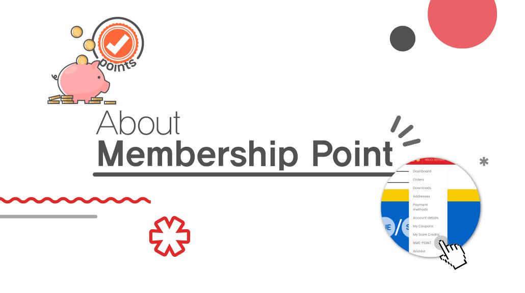 韓國食品-Notice regarding E-Shop Membership Reward System