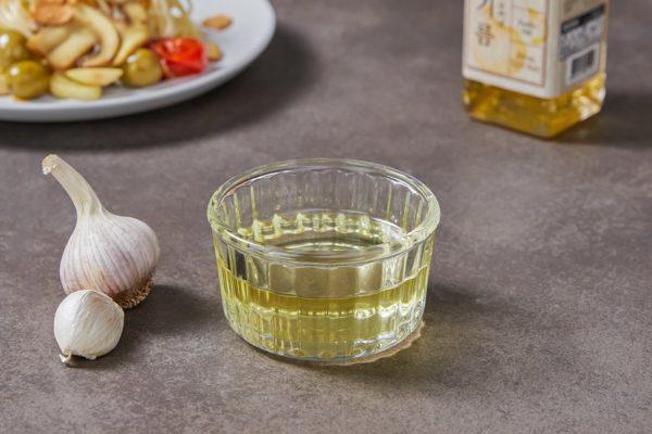 韓國食品-[Peacock] Garlic Oil 250ml