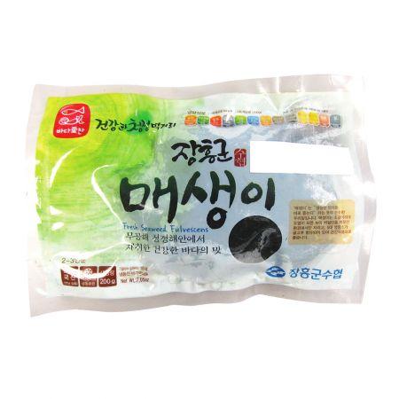 韓國食品-[Jangheungsuhyup] Fresh Seaweed Fulvescens 200g