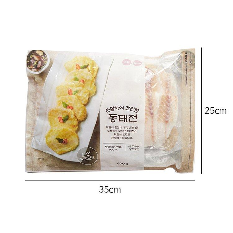韓國食品-[Emart] Pollack Pancake 600g