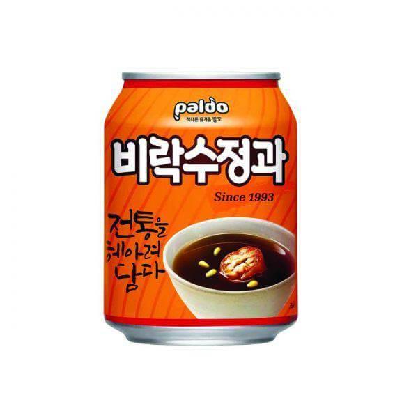 韓國食品-[Paldo] Vilac Soojeonggwa 238ml