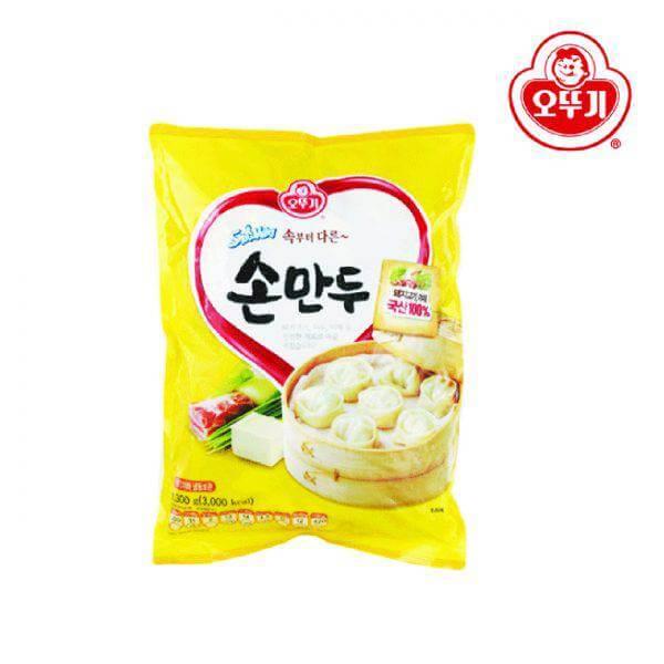 韓國食品-[Ottogi] Home-made Dumpling 1300g